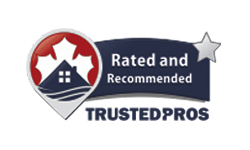 Rated & Recommended TrustedPros